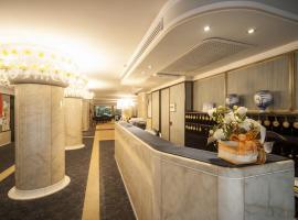 Hotel Bisanzio, отель в Равенне