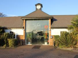 Desalis Hotel London Stansted, hotel near London Stansted Airport - STN,