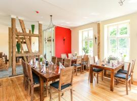 Pension Eshramo, guest house in Barth