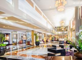 LaGuardia Plaza Hotel, accessible hotel in Queens