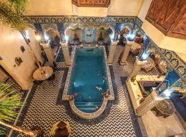 Riad Puchka, hotel in Marrakesh