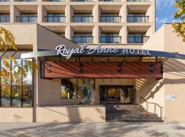 Royal Anne Hotel, hotel in Kelowna