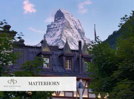 Mont Cervin Palace, hôtel à Zermatt
