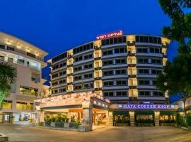 โรงแรมรายา แกรนด์  โรงแรมในนครราชสีมา