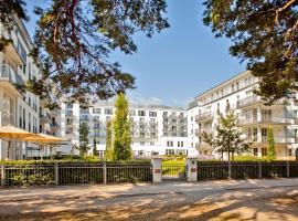 Steigenberger Grandhotel & Spa Heringsdorf, hotel near Baltic Hills Golf Usedom, Heringsdorf