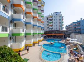 Klas Dom Hotel, hotel in Mahmutlar