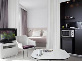 Novotel Suites Malaga Centro, отель в Малаге