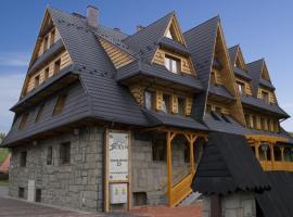 Dom Wczasowy Grań, hotel with jacuzzis in Zakopane