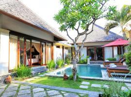 The Sanyas Suite Bali, hotel in Seminyak