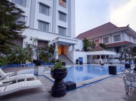 Hotel Sahid Jaya Solo, hotel di Solo