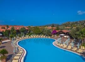Suncity Hotel - Beach Club, отель в Олюденизе