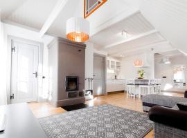 Ösel Apartment, puhkemajutus Kuressaares