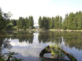 Hotel Steineweiher, pet-friendly hotel in Saint-Vith