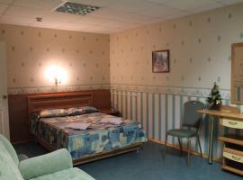 Гостиница Верба, отель в Костроме