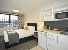 Southwark Hotel & Apartments, hotel in Christchurch