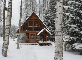 Holiday Home Bērzlejas, holiday home in Upesgrīva
