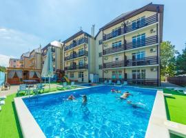Kruiz All Inclusive Hotel, hotel in Anapa