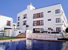 Hotel Andalussia, hotel en Conil de la Frontera
