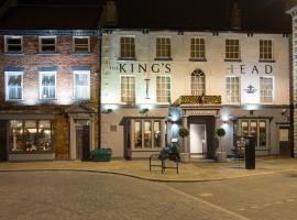 The King's Head, hotel in Beverley