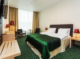 Green City Hotel, hotel in Minsk