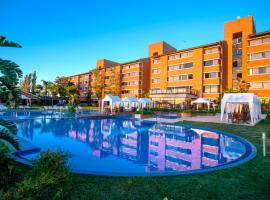 Arapey Thermal All Inclusive Resort & Spa, hotel with jacuzzis in Termas del Arapey