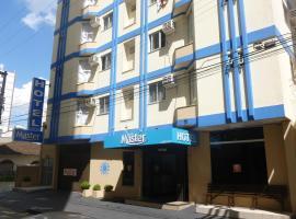 Master Hotel, hotel in Balneário Camboriú