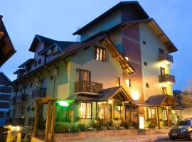 Pousada Belluno, accessible hotel in Gramado