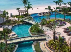Dusit Thani Guam Resort, hotel in Tumon