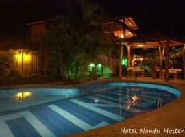 Hotel Nantu Hostería, hotel em Puerto López