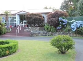 Maple Lodge Motel, hotel in Matamata