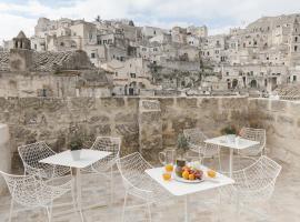 La Dimora Di Metello, hotel spa en Matera