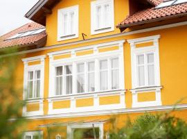 Villa Ceconi by Das Grüne Hotel zur Post - 100% BIO, hotel in Salzburg