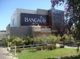 Bangalô Motel by Drops, love hotel in Santa Maria