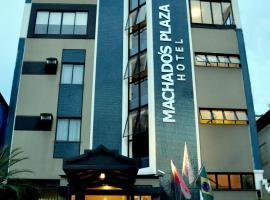 Machado´s Plaza Hotel, hotel in Belém