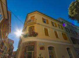 Apartment Spagnolo City, hotel in Pula