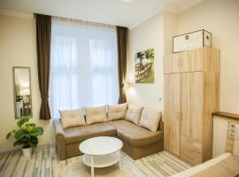 All In Apartman II., hotel poblíž významného místa Maďarské národní muzeum, Budapešť