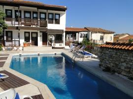 Villa Konak Hotel, hotel in Kuşadası