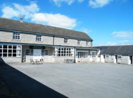 Staden Grange, farm stay in Buxton
