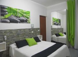 Hotel Birillo, hotel a La Spezia