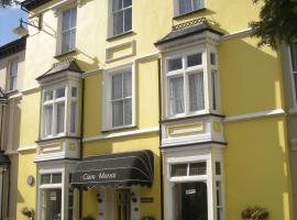 Caer Menai, hotel near Caernarfon Castle, Caernarfon