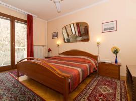 Budavar Bed and Breakfast, hotel v Budapešti