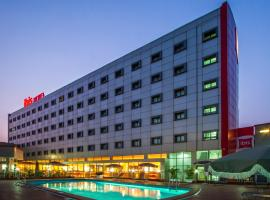 Ibis Lagos Ikeja, hotel near Murtala Muhammed International Airport - LOS,