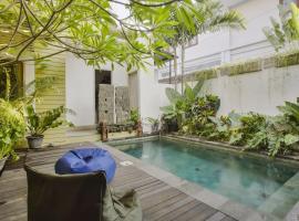 RedDoorz near Pantai Sanur Bali, hotel near Le Mayeur Museum, Sanur