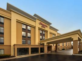 Hampton Inn Rochester Greece, hotel with jacuzzis in Rochester