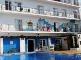 Hotel Mediterrani Express, hotel in Calella
