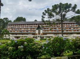 Satélite - Campos do Jordão, hotel em Campos do Jordão