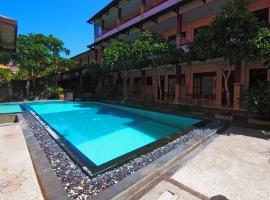 Pesona Beach Inn, hotel near Made's Warung Kuta, Kuta