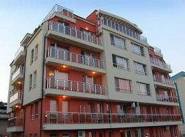 Hotel Topalovi, hotel in Nesebar