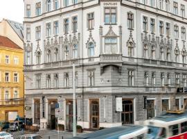 Czech Inn, hostelli Prahassa