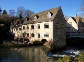 Egypt Mill Hotel and Restaurant, hotel in Nailsworth